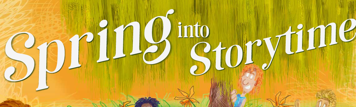 Spring into Storytime Image