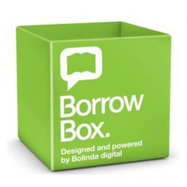 Borrowbox logo