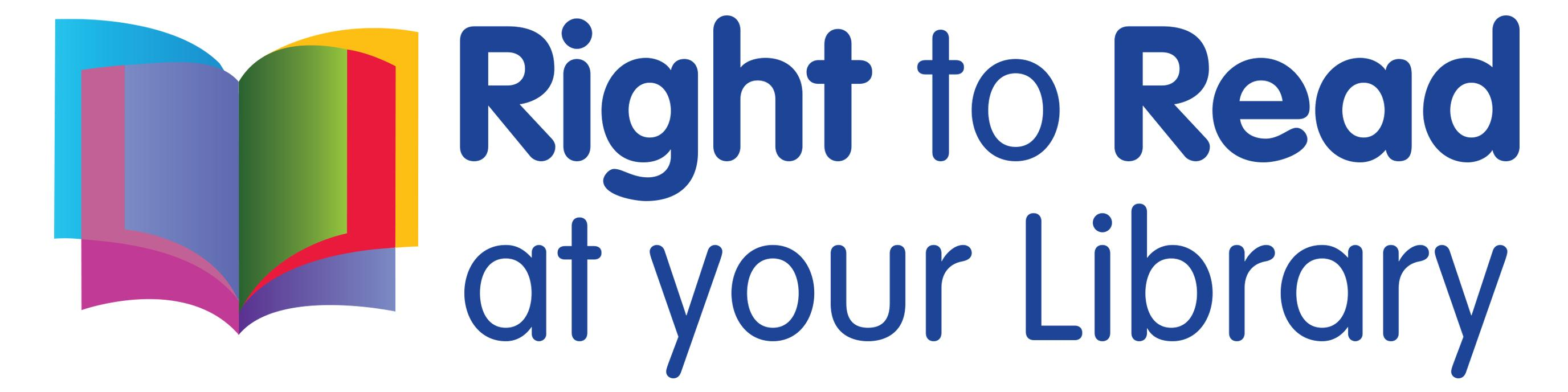 Right to Read Logo