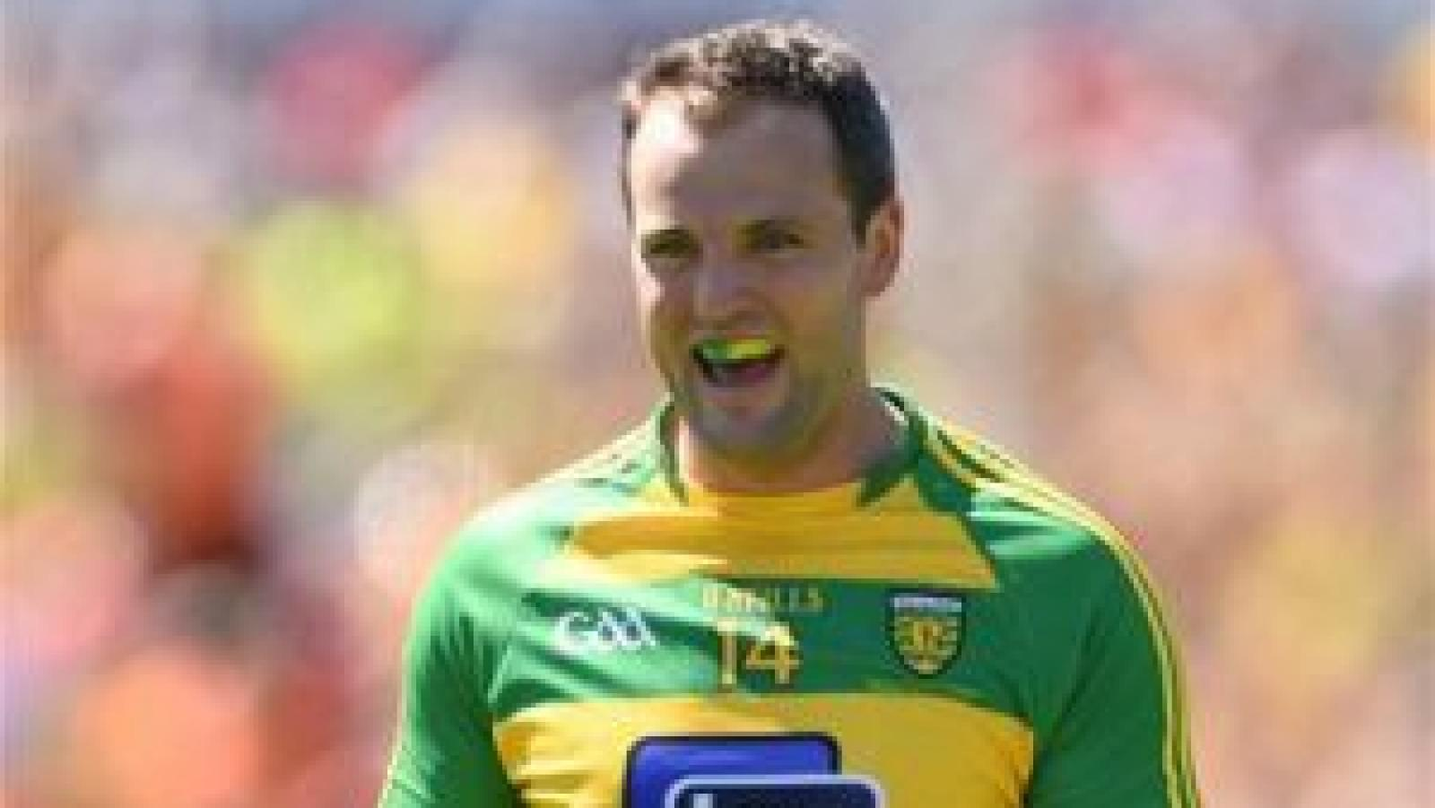 Michael Murphy in his Donegal jersey