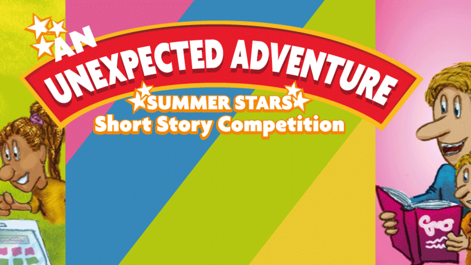 An Unexpected Adventure Story Competition